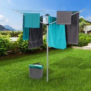 etendoir linge exterieur achat vente pas cher. Black Bedroom Furniture Sets. Home Design Ideas