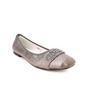 47007f842287b BALLERINE ballerine, Ballerines Argenté Chaussures Femme