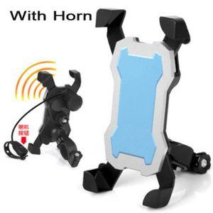 FIXATION - SUPPORT Wotumeo® Bicyclette Support de Téléphone avec Corn