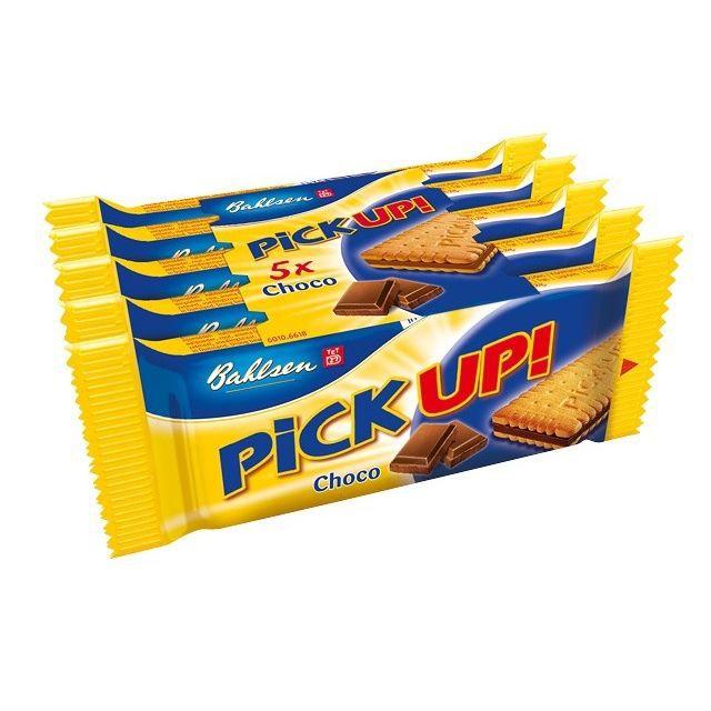 Bahlsen pick up au chocolat au lait 5x140g - Achat / Vente ...