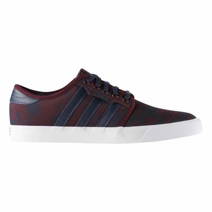 88c31cbd02dc0 Baskets Adidas Originals Seeley Marron Marron - Achat / Vente basket ...