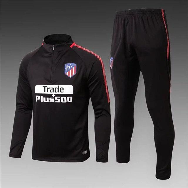 tenue de foot Atlético de Madrid ÉQUIPE