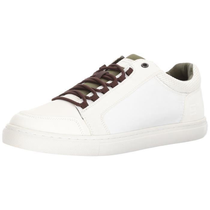 G-star Raw Zlov Cargo Sneaker Blanc Z79TD Taille-46