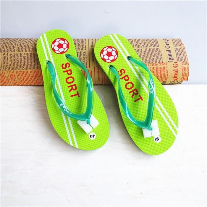 Tongs Sandale Homme Haut Qualité Hommes Sandales Printemps Et éTé Sandale RéTro Super Sandales Pour La Plage Plus Taille