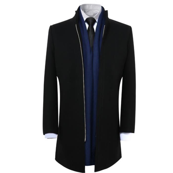 5a138a8af4a42 2018 Veste Homme en jean à capuche Veste Hommes baggy de tricot Gris ...