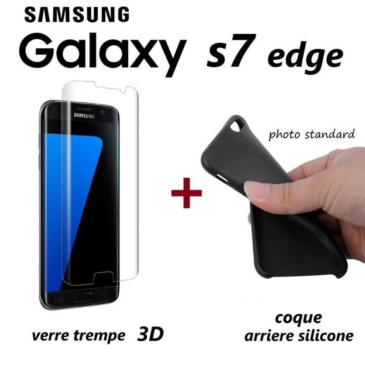 samsung galaxy s7 verre coque