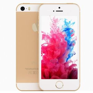 SMARTPHONE Apple iPhone 5 s 16G Smartphone version Chili Or