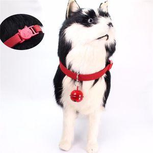 COLLIER Exquis chien réglable Puppy Pet Colliers chat Form