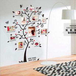 Stickers muraux arbre photo - Achat / Vente pas cher