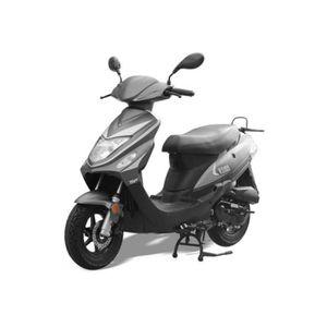 SCOOTER Scooter Roma 4T - gris - sans montage et mise en r
