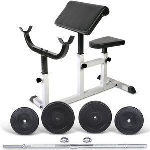 BANC DE MUSCULATION Banc de musculation Poste de fitness pour entraîne