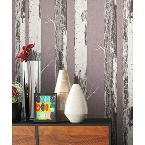 papier peint arbre achat vente papier peint arbre pas cher soldes d s le 10 janvier cdiscount. Black Bedroom Furniture Sets. Home Design Ideas
