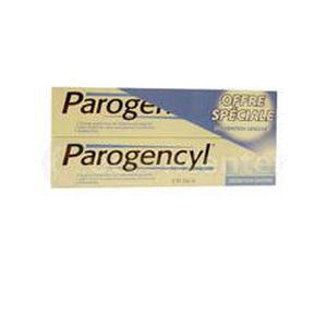 DENTIFRICE Parogencyl Prévention Gencives Lot de 2 x 75 ml