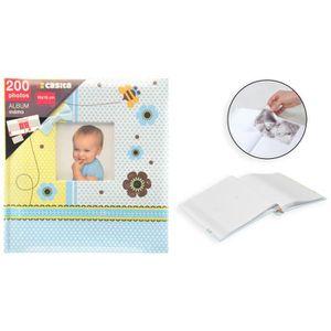 ALBUM - ALBUM PHOTO Album photo bébé / enfants - 200 photos - 10 x 15