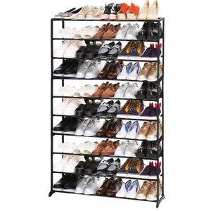 PENDERIE SOUPLE Étagère chaussures organisateur de chaussures rang