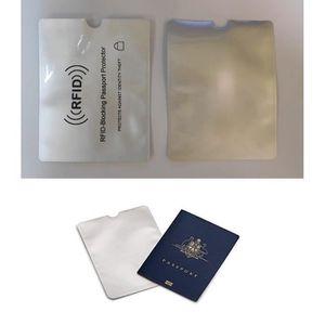 HOUSSE DE RANGEMENT Lot 5 Etui étui de protection pour passeport RFID