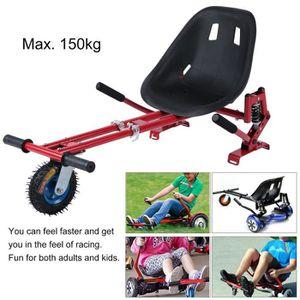 KART Kit Kart pour Hoverboard soutient 150kg max,70-100