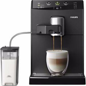 MACHINE À CAFÉ PHILIPS HD8829/01 - Machine à expresso super autom