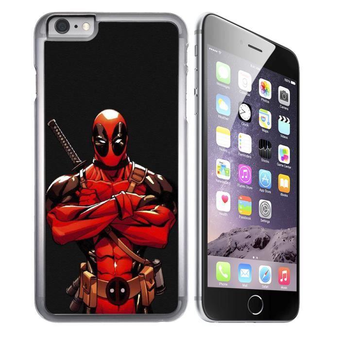 coque deadpool iphone 8