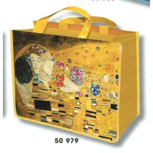Peinture De Shopping Cabas Le Baiser Gustav Klimt 1906 Sac 7Eqxdw07