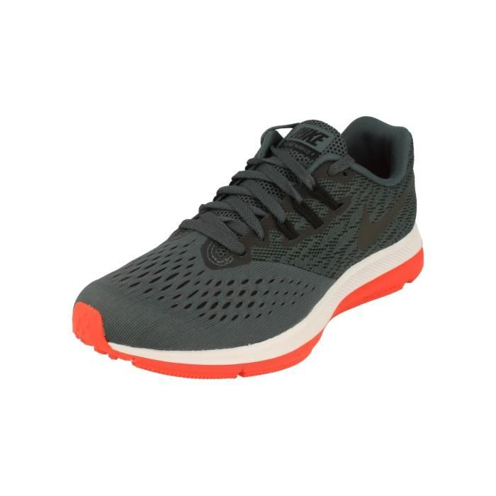 sports shoes 5bfc3 ac393 BASKET Nike Femme Zoom Winflo 4 Running Trainers 898485 S