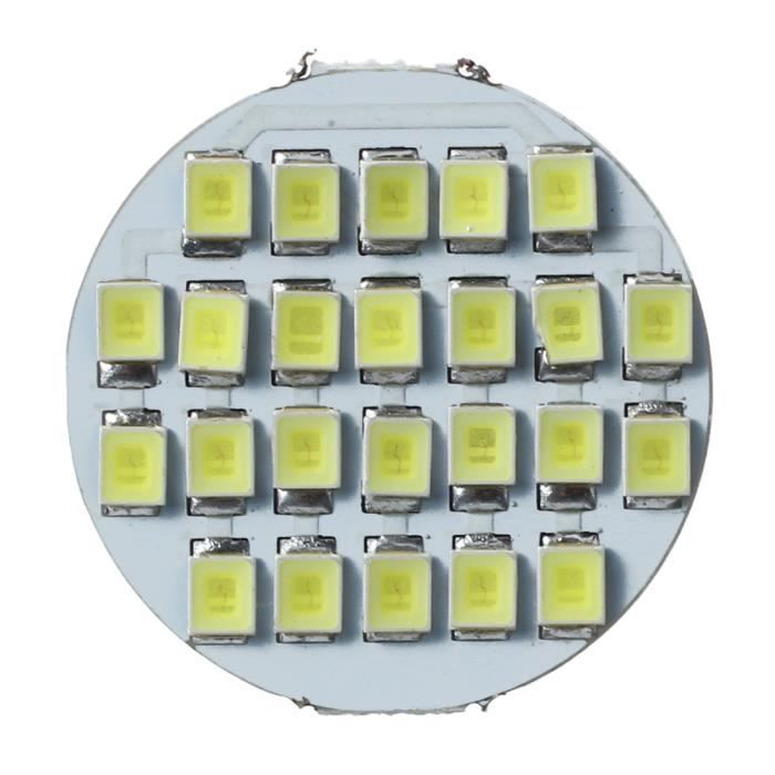 7500k 1 Dc 6500 5w Spot Smd 90lm 12v Led Ampoule Blanc 24 G4 Froid Lampe Ivg6fymYb7