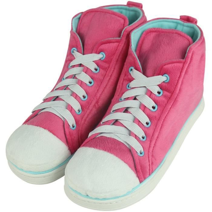Warm Winter Plush Indoor House Outdoor Sneaker Slippers Boots EIXMP Taille-39