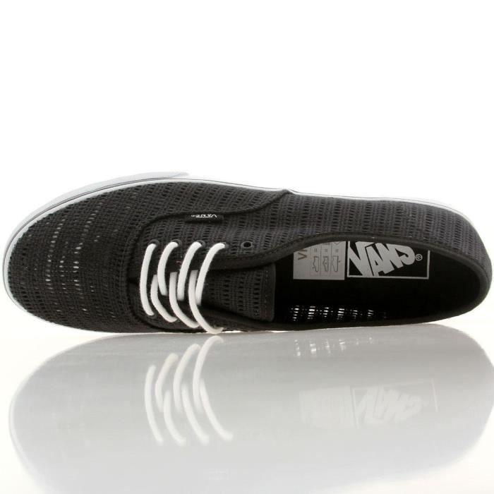 Vans Authentic Lo Pro Mens Blanc Mesh Lace Up Chaussures à lacets Sneakers LRXR1 Taille-35 HQLHwru4g