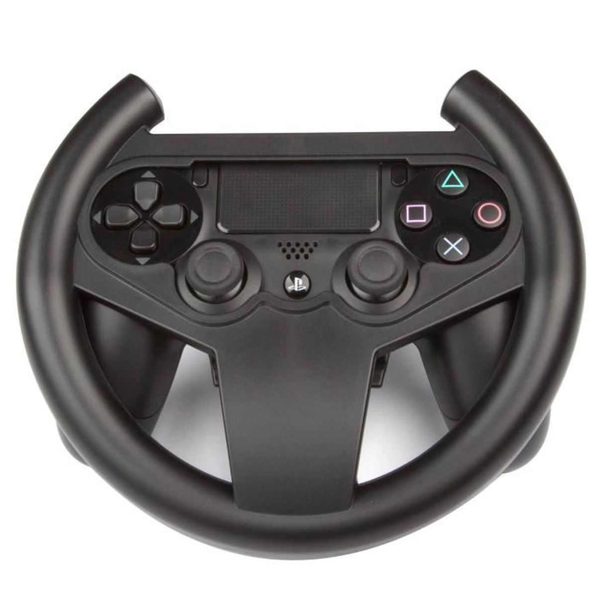 volant pour manette de jeu sur console ps4 id al pour les jeux de course need for speed. Black Bedroom Furniture Sets. Home Design Ideas