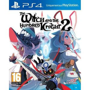JEU PS4 The Witch and the hundred Knight 2 Jeu PS4