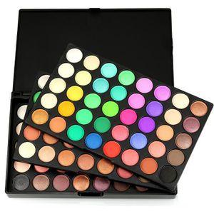 PALETTE DE MAQUILLAGE  Pachashop®120 couleurs cosmétiques poudre à paupiè