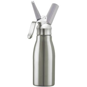 SIPHON - CARTOUCHES  KAYSER SIPHON CHANTILLY/MOUSSE 0,5L INOX