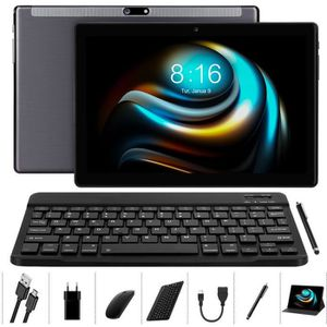 TABLETTE TACTILE Tablette-4G LTE-LNMBBS-Android 8.1-10.1
