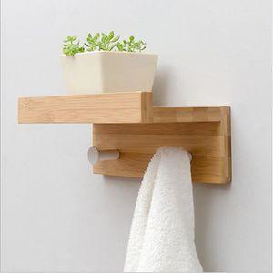 Etagere bois salle de bain - Achat / Vente pas cher