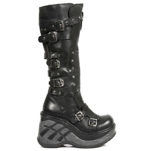 Bottes Rock S1 M cuir SP9831 New SwAzSxqrng