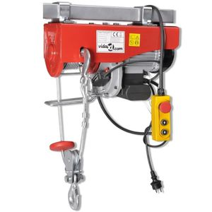 TREUIL - PALAN Palan électrique 1300 W 500-999 kg