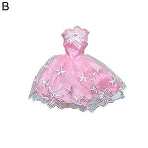 ACCESSOIRE POUPÉE Mode élégante poupée accessoires vêtements soirée