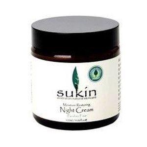 HYDRATANT CORPS Humidité Sukin restauration 120ml Crême de Nuit