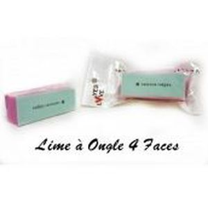 LIME A ONGLES 1 LIME A ONGLE CUBE 4 FACE MANUCURE PEDICURE BE…