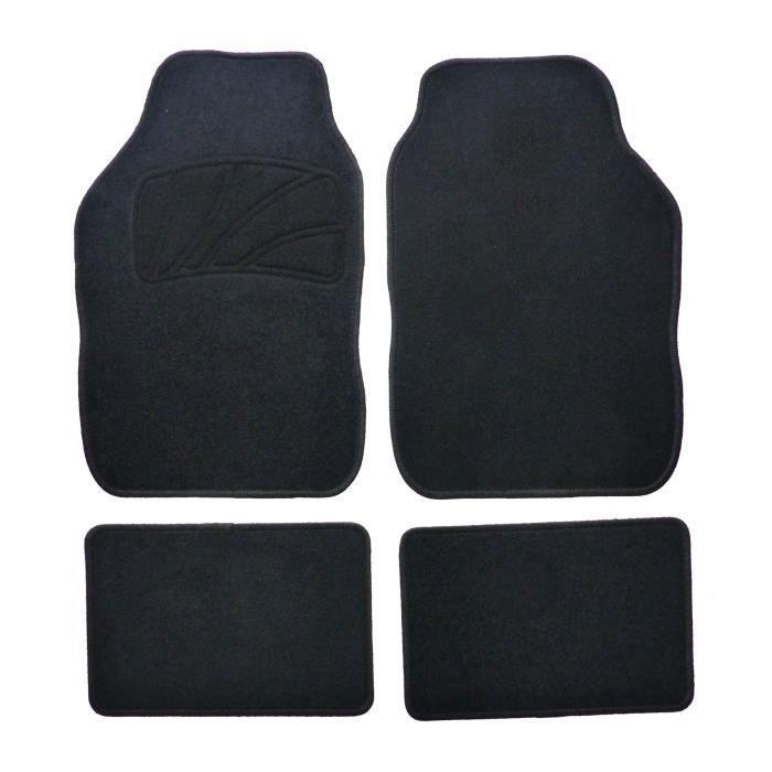 XLPT Tapis avant/arrière PVC x4