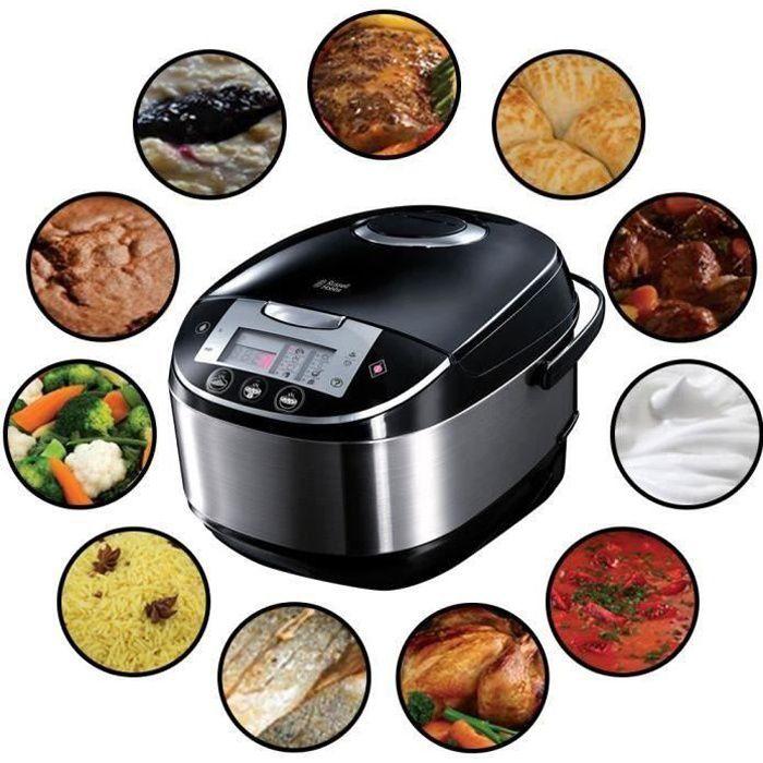 RUSSELL HOBBS Cook@Home 21850-56 Multicuiseur électrique - Noir