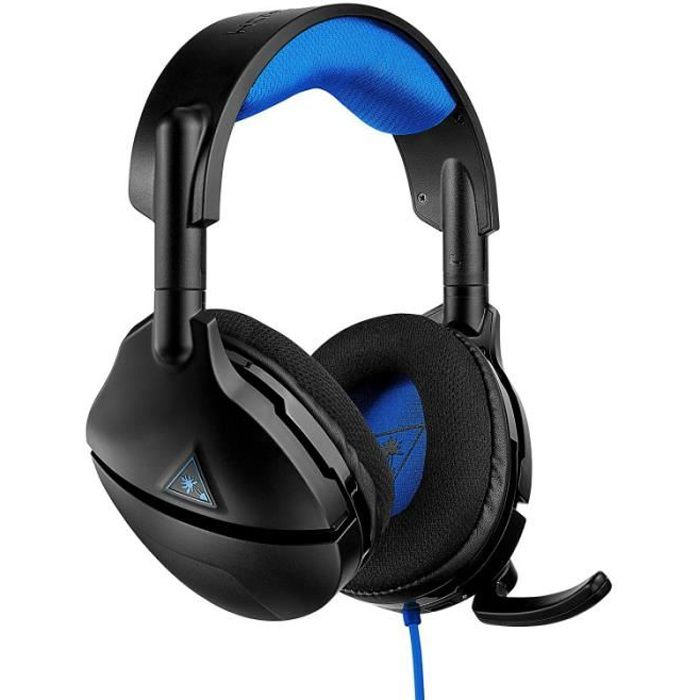 Turtle Beach - Casque Gamer - Stealth 300P (compatible PS4/Xbox/Switch/PC/Mobile) - TBS-3350-02