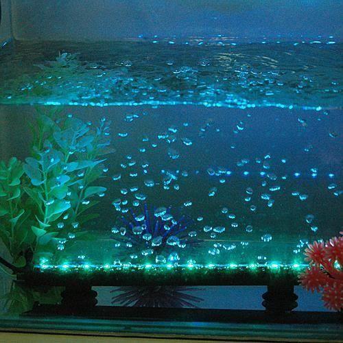 Leds Bulle Aquarium Pour Boutons CouleursTélécommande Lampe À De 24 36 5050 7 DHE2YW9I