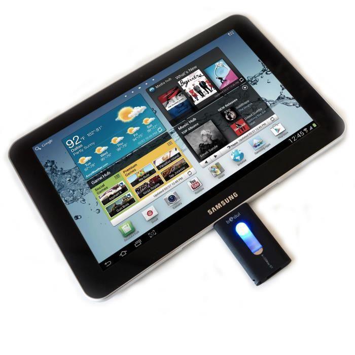Cl usb 16 gb pour tablette samsung galaxy tab 2 prix pas cher cdiscount - Pack office pour tablette ...
