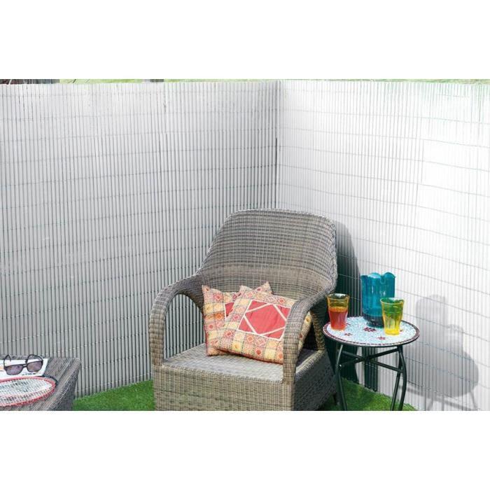 canisse en pvc blanc achat vente pas cher. Black Bedroom Furniture Sets. Home Design Ideas