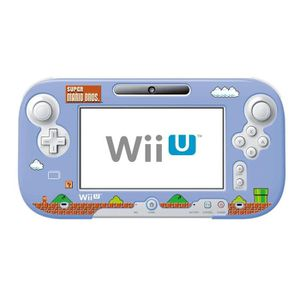 PACK ACCESSOIRE Pack Protection + Stylet Mario Maker Wii U