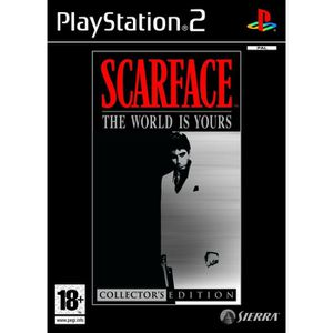 JEU PS2 SCARFACE EDITION COLLECTOR / PS2