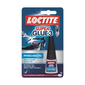 Super glue 3 Loctite - Précision 5 g