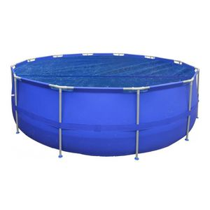 Couverture solaire piscine achat vente pas cher - Couverture piscine pas cher ...