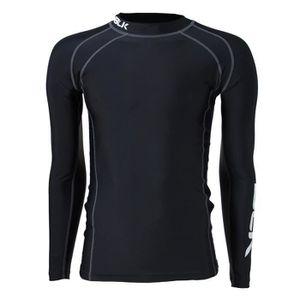 MAILLOT DE RUGBY Sous-vêtement thermique BLK Baselayer Top